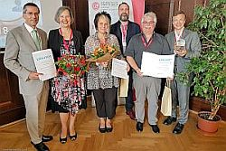 HR Digital, ECDL Best Practice Award, Gruppenfoto