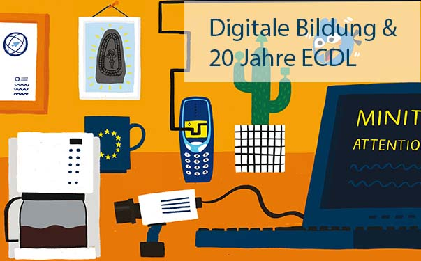 Event Digital Education & 20 Years ECDL